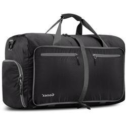 Gonex 80L Travel Duffle Bag Foldable Tear Resistant Carry-On