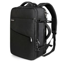 17 inch business travel laptop backpack anti