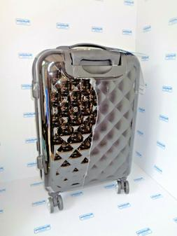 20 hardside expandable carry on luggage w