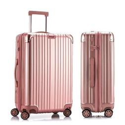 20'' Luggage Travel Set Bag ABS Trolley 360° Spinner Carry