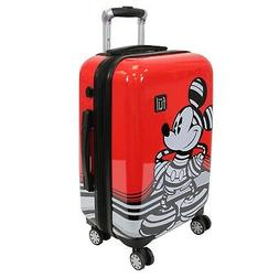 Kids Luggage 21-inch Hard Shell Rolling Carry-On Travel Suit