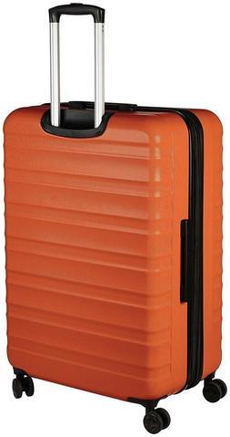 AmazonBasics Hardside Spinner Luggage - 20-Inch, Carry-On