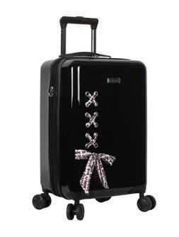 """BCBGeneration BCBG Luggage Hardside Carry On 20"""" Suitcase wi"""