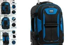 Bold Softside Expandable Rollaboard Upright Luggage Carry-On