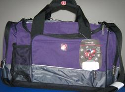 SWISS GEAR By WENGER CARRY ON WEEKEND OVERNIGHT CAMPING GYM