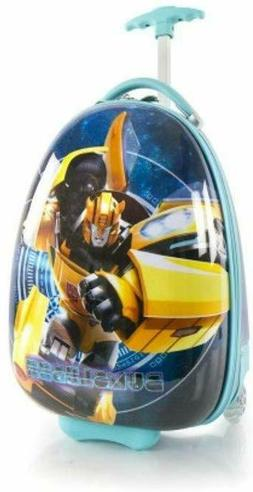 Transformers  Carry on Luggage for Kids-18 Inch