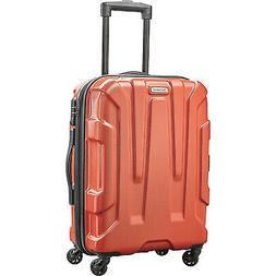 "Samsonite Centric Hardside 20"" Carry-On Luggage, Burnt Orang"