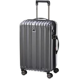 Delsey Paris Chromium Lite 21-Inch Spinner Carry-On With Exp