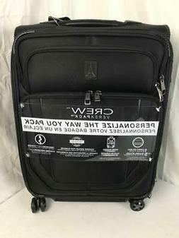"Travelpro Crew Versapack 22"" Max Softside Carry-on Spinner"
