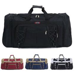 Duffle Bag Sport Gym Carry On Travel Luggage Shoulder Tote H