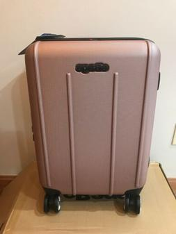 exo carry on hardside spinner suitcase 22