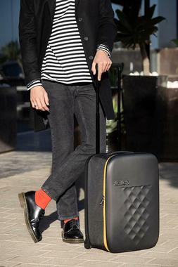 Rollink Flex 21 Foldable Carry-On Luggage Grey or Blue color