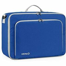 Gonex Travel Duffel Bag, Portable Carry Luggage Personal Ite