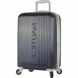 Nautica Hardside Carry On Luggage - 20 Inch Spinner Wheels S