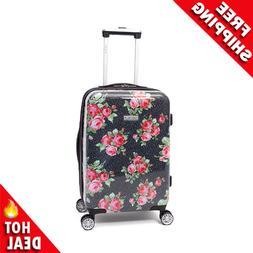 Hardside Luggage Carry-On 22 Inch Travel Luggage 4 Wheels 36