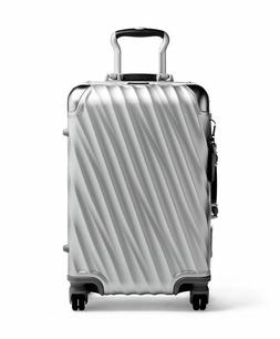 Tumi International Carry-On 19 Degree Aluminum, Color: Silve