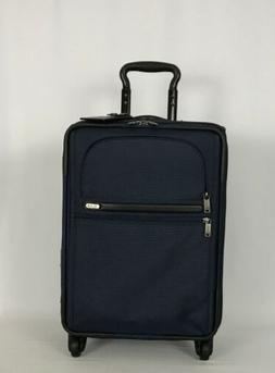 Tumi International Expandable 4 Wheeled Carry-On Luggage Nav