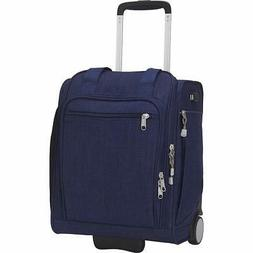 eBags Kalya Underseat Carry-on 2.0 with USB Port Brushed Ind
