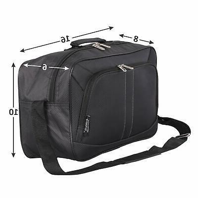 16 Inch Aerolite On Hand Flight Duffle Bag 2nd Bag or Underseat