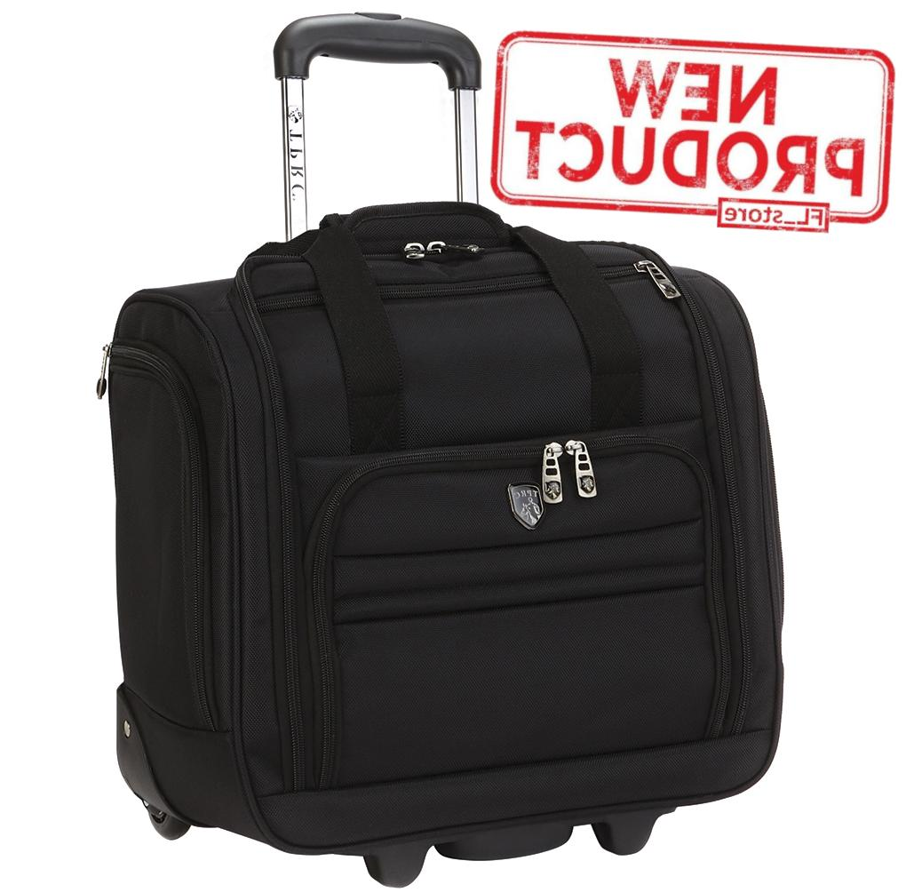 16 inch carry on luggage rolling underseater
