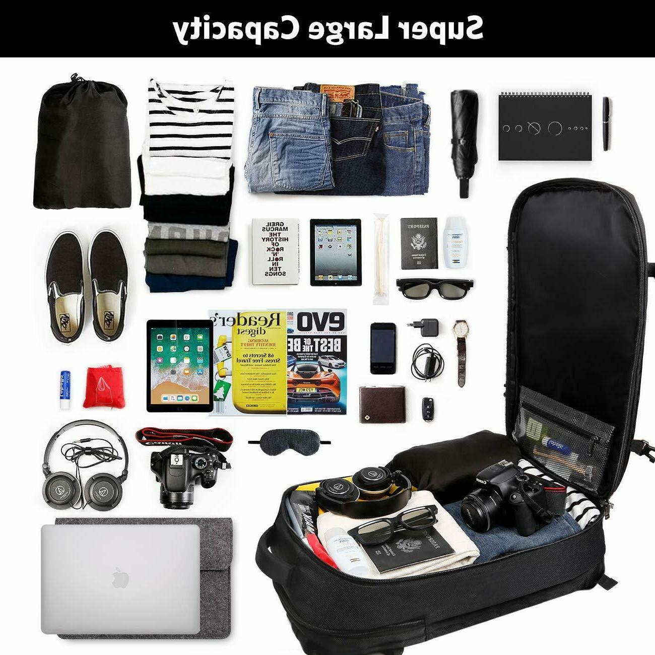 Flight Carry-On Backpack for 17''