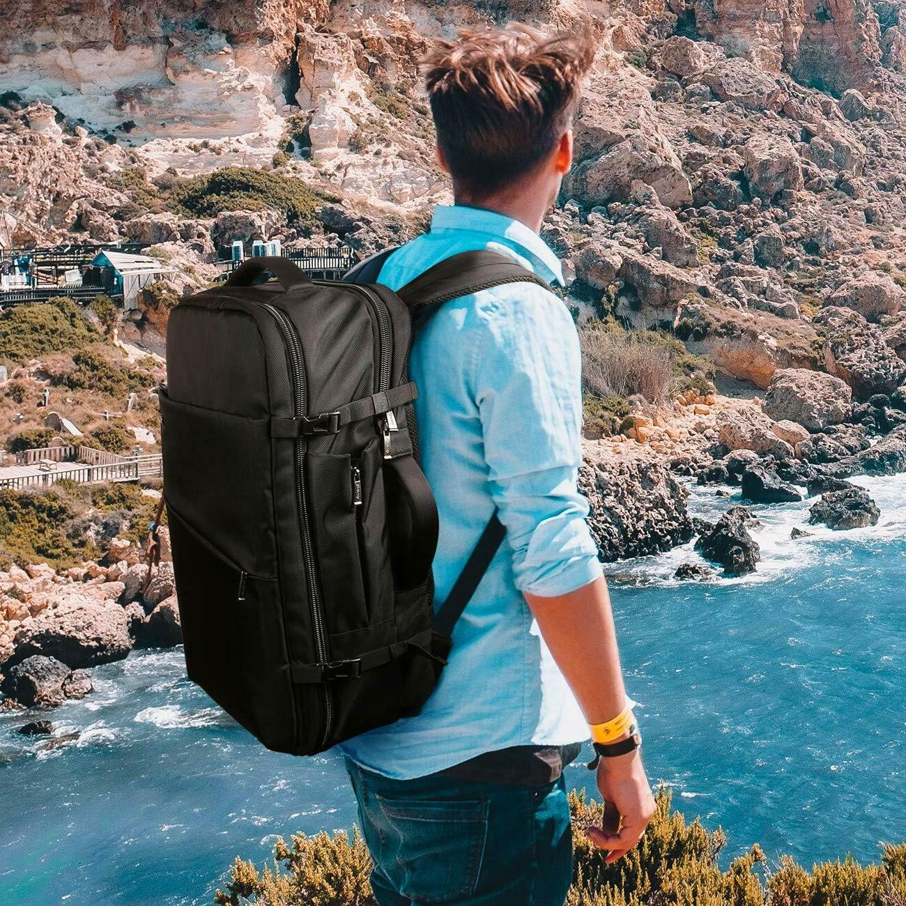 Inateck 40L Backpack, Flight Approved Carry-On Luggage Backpack