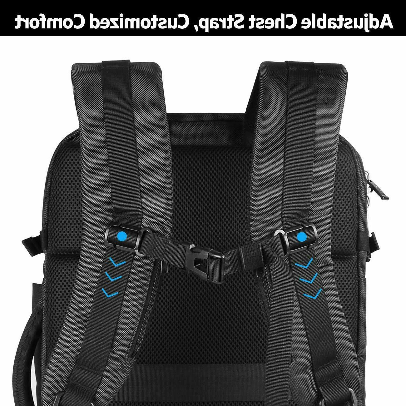 Inateck Backpack, Flight Approved Backpack for