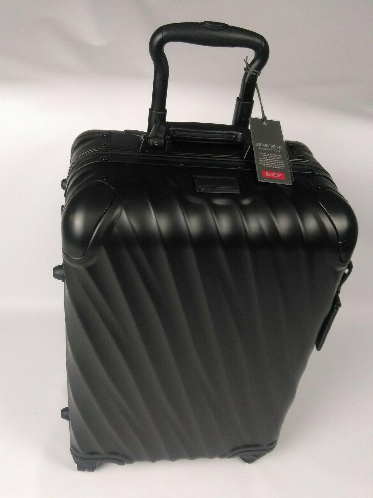 TUMI 19 International - BLACK - NW/OT $995