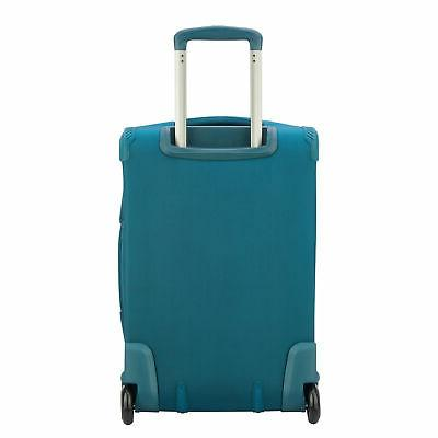DELSEY Paris 2 Spinner Carry Teal