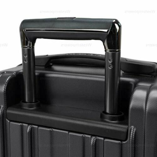 Delsey Carbonite Hardside Carry-On Luggage suitcase
