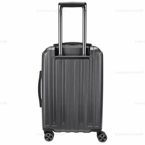 Delsey 20″ Hardside Carry-On Spinner suitcase