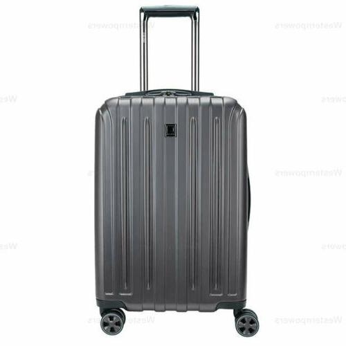 Delsey Carry-On Luggage