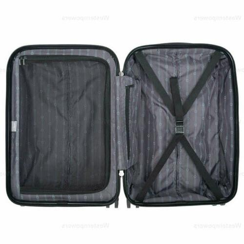 Delsey 20″ Carry-On Spinner Luggage suitcase