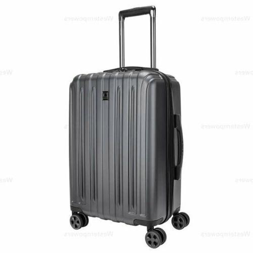20 carbonite hardside carry on spinner luggage