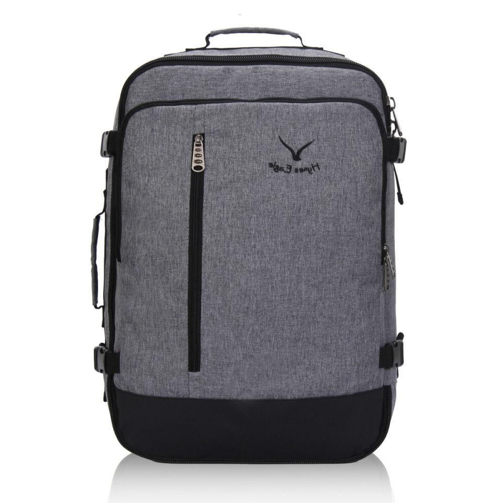 Hynes Eagle On Backpack with Packing