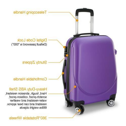 """20"""" on Luggage Lightweight"""