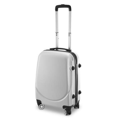 "20"" Carry Luggage Lightweight Hard"