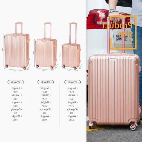 20'' Travel Set Bag Trolley with Lock