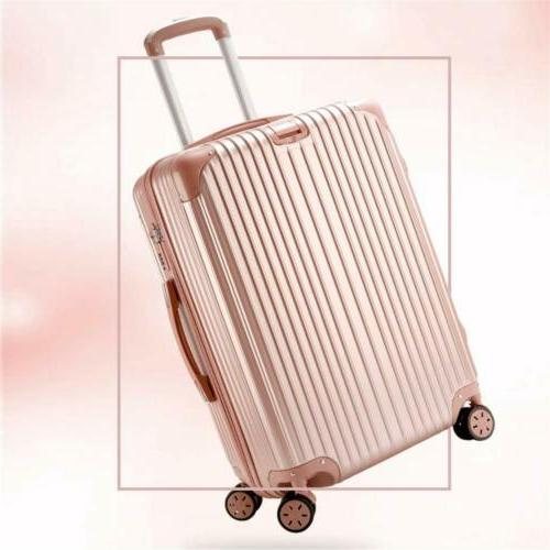 20'' Luggage Bag Spinner Carry On Suitcase with Lock