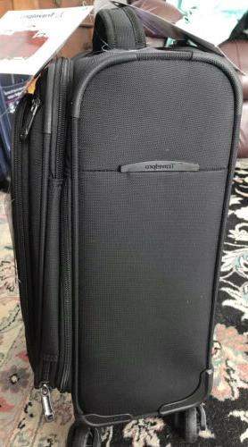 """TRAVELPRO 22"""" Expandable Spinner BLACK~Lightweight lb"""