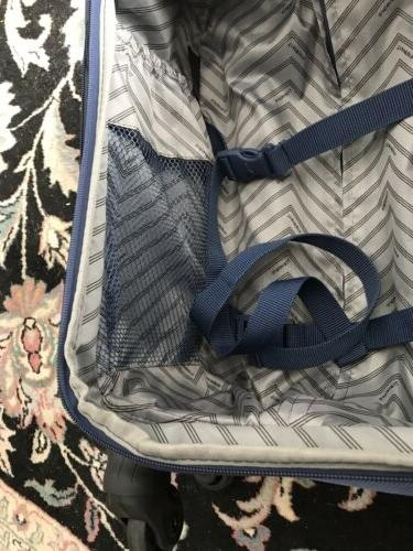 """TRAVELPRO 22"""" Expandable Carry-On Spinner BLUE~Lightweight Only"""
