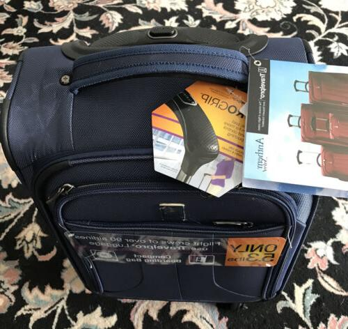 TRAVELPRO Expandable Spinner Only 5.3 lb NWT