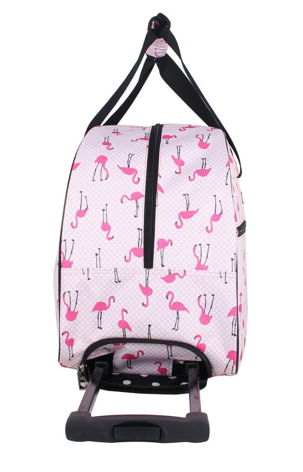 Betsey Johnson 22 Designer On Luggage Bag