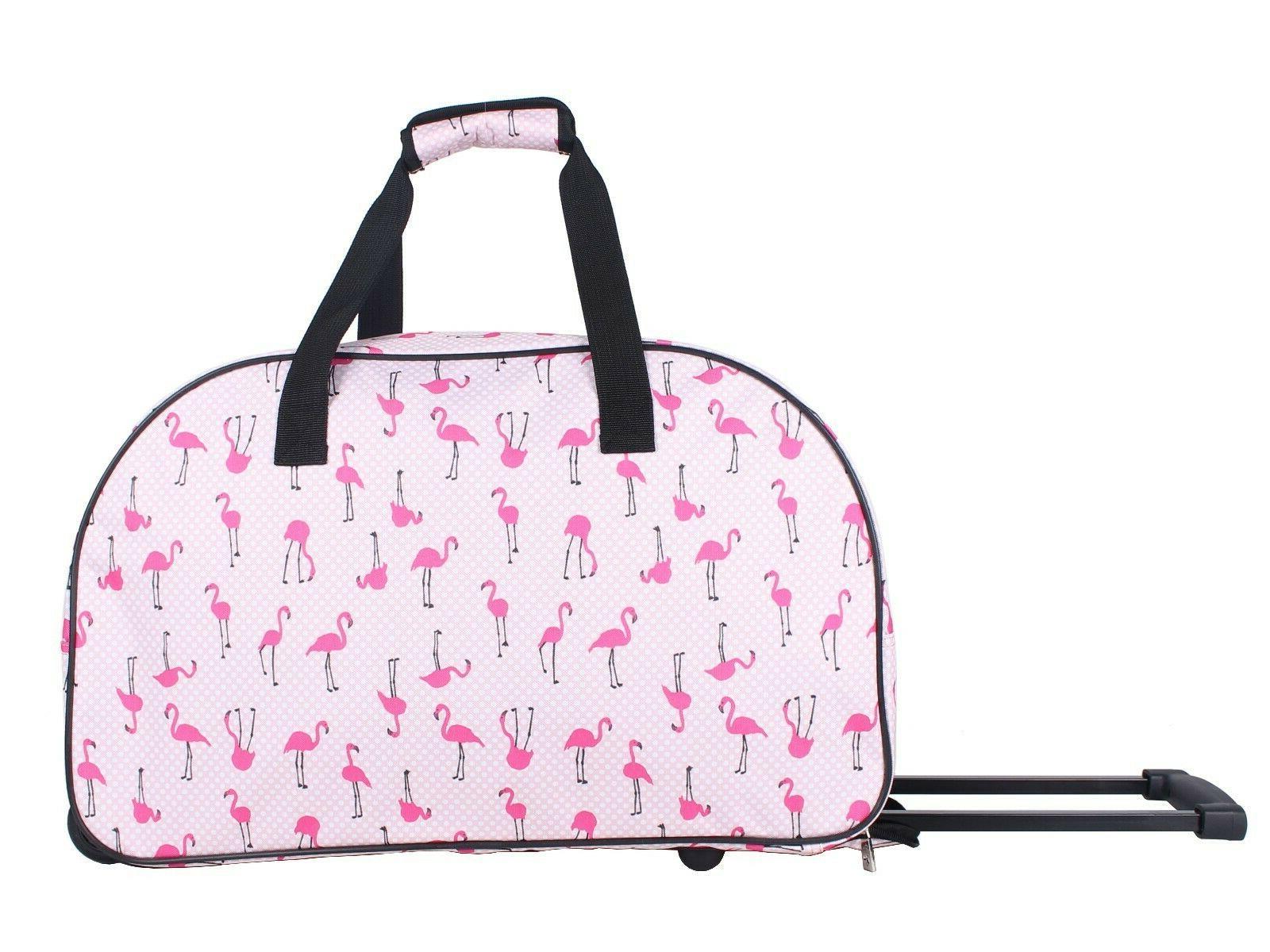 Betsey 22 Designer Carry - Satchel Wheeled Bag