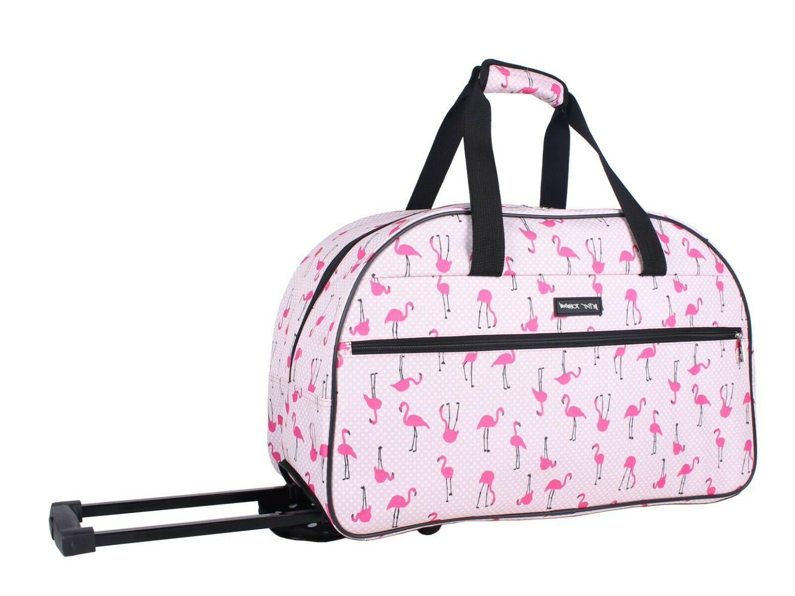 Betsey Johnson 22 Inch Designer - Satchel Bag