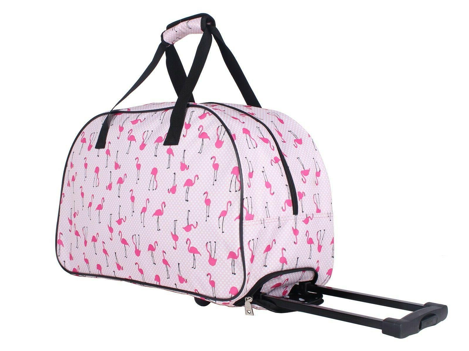 Betsey Designer Carry On - Duffel Bag