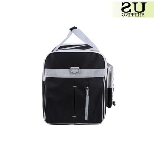 "26"" Waterproof Travel Gym Sport Bag Duffle On Luggage"