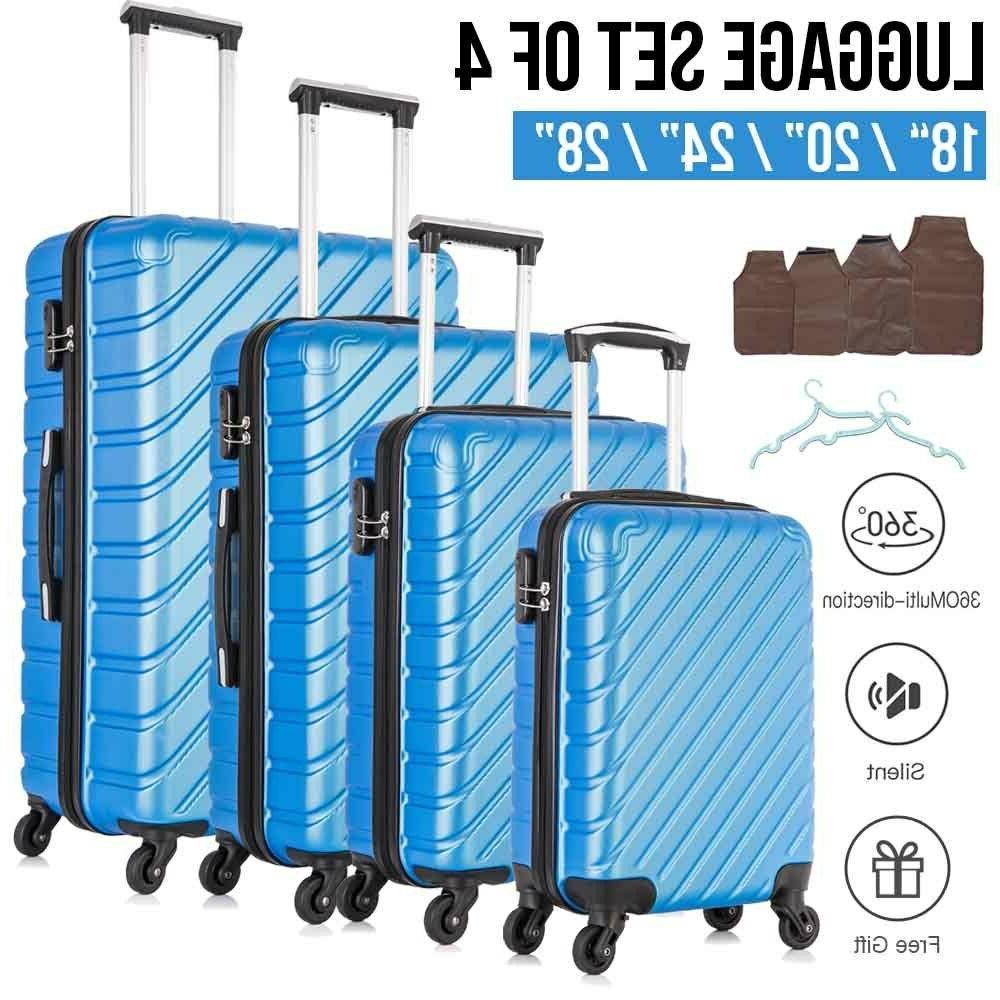3/4 piece Luggage Set Spinner
