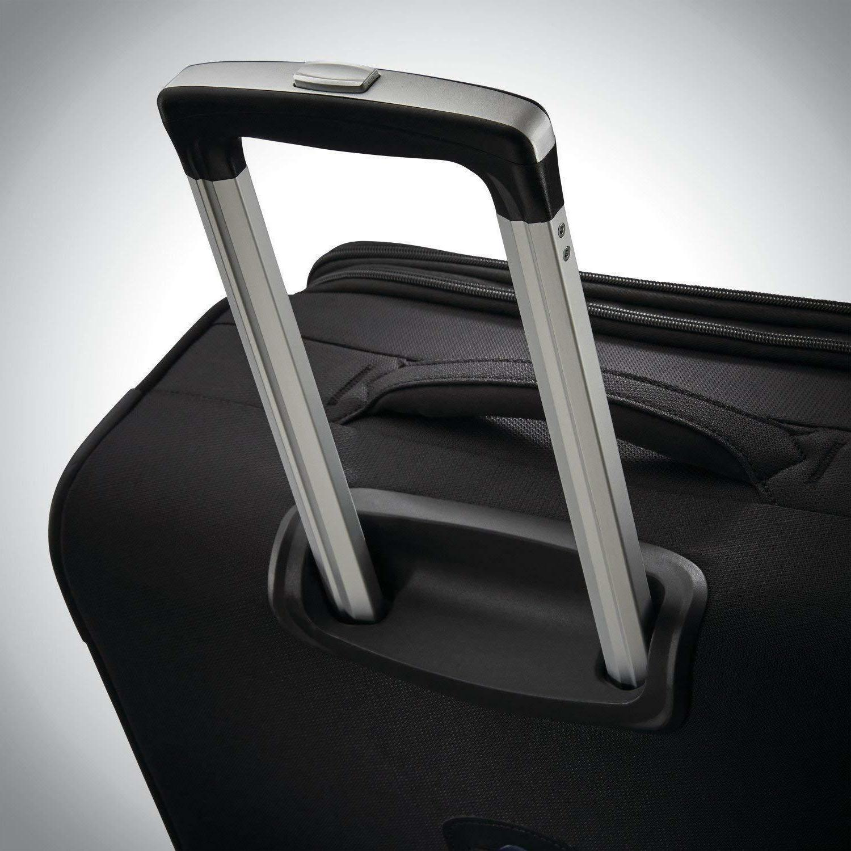 Samsonite Advena Carry Spinner 19 Inch, Black