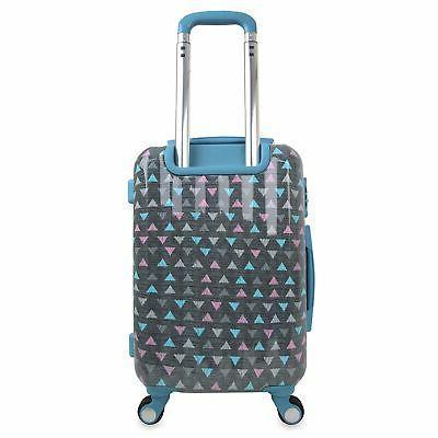 Art Carry-On Luggage Sprinkle